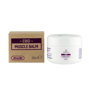 CBD Muscle Balm by Ambiance | CBD Topicals