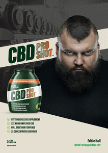 CBD Pro Shot (Water Soluble)