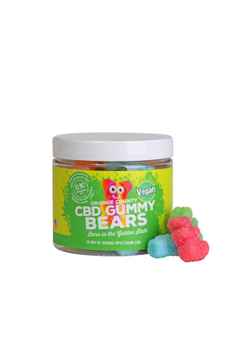 CBD Sweets Gummies x20 | CBD Sweets Spain