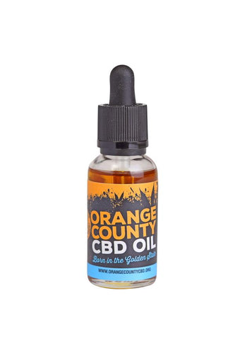Orange County 1500mg CBD | CBD drops | 30ml | CBD España