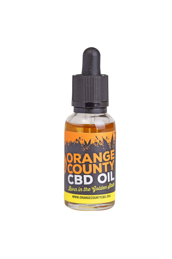 Orange County MCT 30ml 500mg CBD oil | CBD Drops Spain