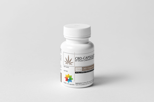 CBD Capsules | Month Supply CBD tablets | Premium CBD in Spain