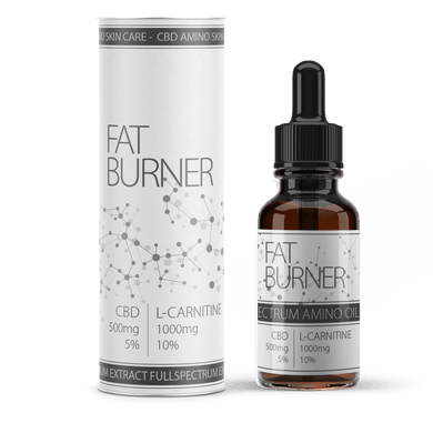 Fat Burner CBD | Blended CBD with FAt burner | CBD Spain