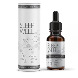 Sleep Well CBD Blend | Online Natural CBD store in Spain
