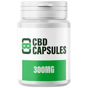 CBD Capsules by asylum 300mg | CBD tablets in spain