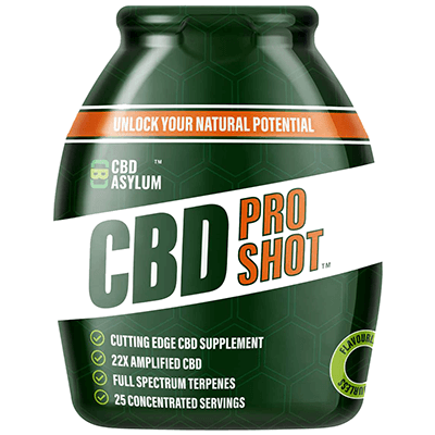 3 for the Price of 2 pro-shot CBD