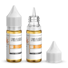 Load image into Gallery viewer, Valeo 2.5% CBD E-liquid | THC & nicotine free 10ml