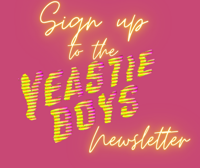 Sign up to our Newsletter !