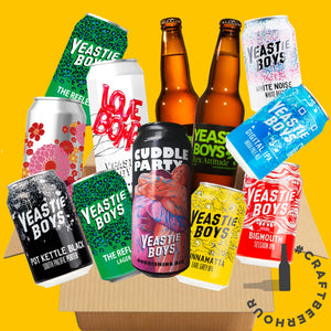 Craft Beer Hour Samplers