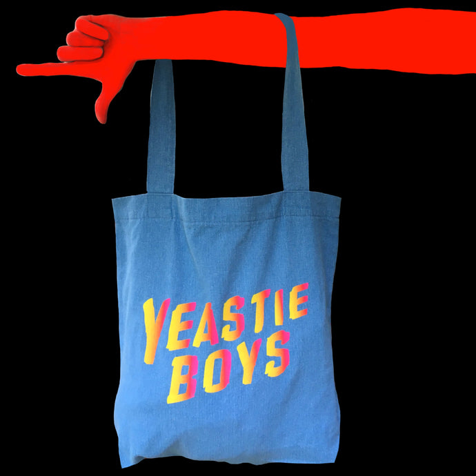 Yeastie Boys Denim Tote-Bag