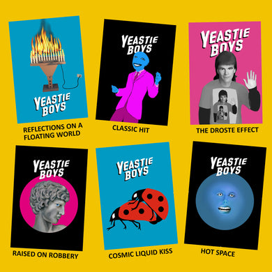 Yeastie Boys A2 Posters