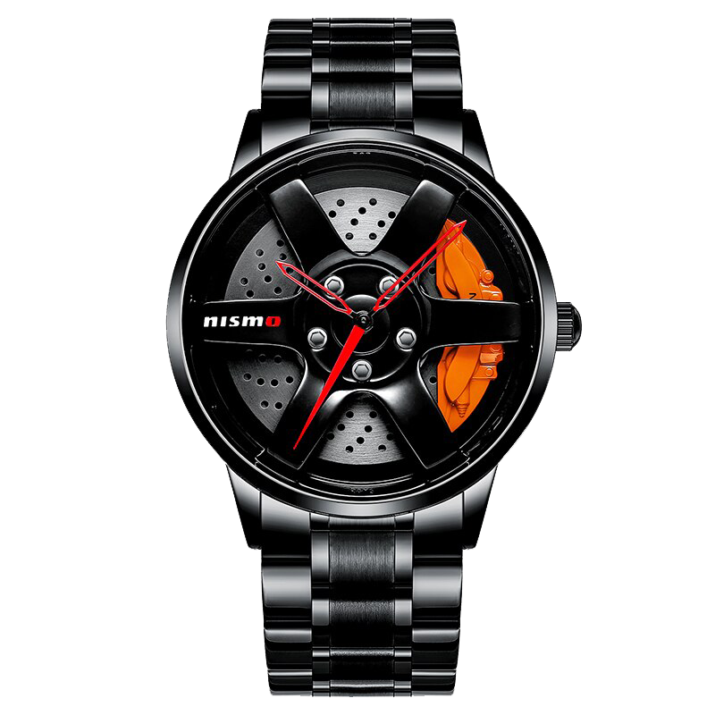 Stainless Steel NISMO Watch