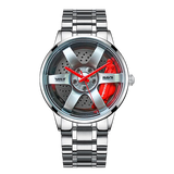 Stainless Steel Rim Watch M1