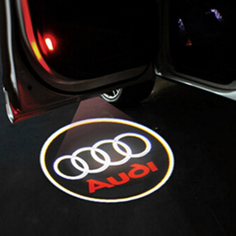 Wireless Car Logo Laser Projector
