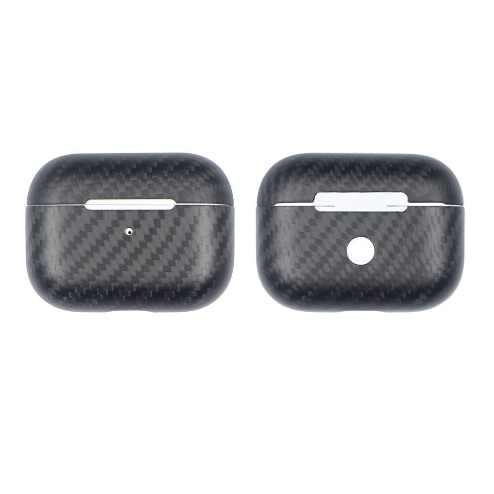 (AirPods Pro) Real Carbon Fiber Case