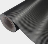 carbon fiber vinyl wrap car red black green blue gold yellow white gray silver orange