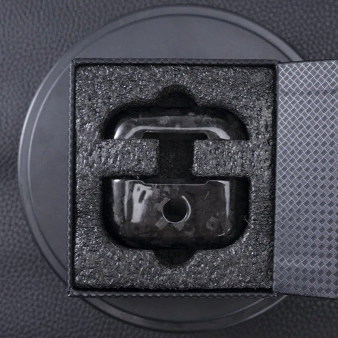(AirPods Pro) Real Forged Carbon Fiber Case