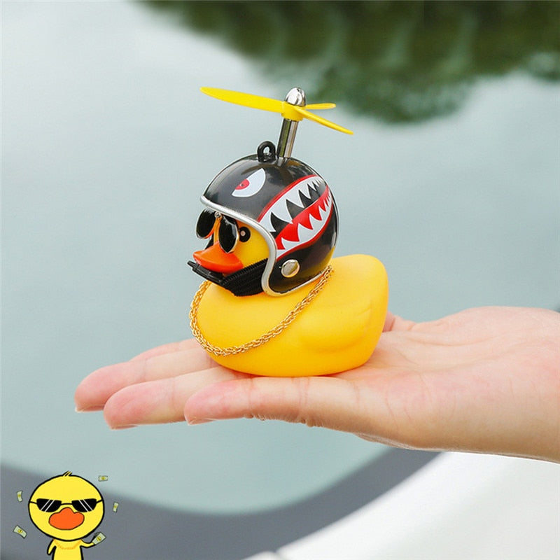Badass Dashboard Duckie
