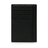 black carbon fiber wallet