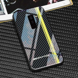 [SAMSUNG] 5 EDITIONS Shockproof Tempered Glass M / AMG / GTR / RS Phone Case