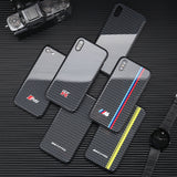 [IPHONE] 5 EDITIONS Shockproof Tempered Glass RS / M / AMG / GTR Phone Case
