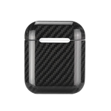 (AirPods) Real Carbon Fiber Case