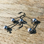 1/32 Collarless Ball Jig Heads - #6 Round Hooks