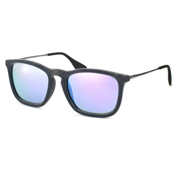 LENTES DE SOL RAY BAN RB 4187 CHRIS METAL 6077/4V 54-18 145