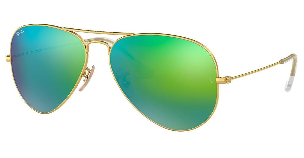 RAY BAN RB 3025 AVIATOR LARGE METAL 112/19 58-14 135 3N