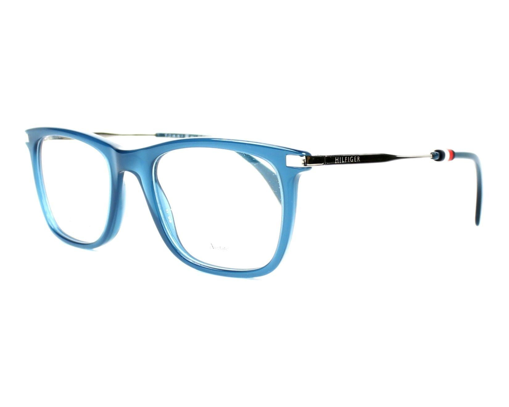 LENTES OFTALMICOS TOMMY HILFIGER TH 1472 PASTA PJP 51-20  145