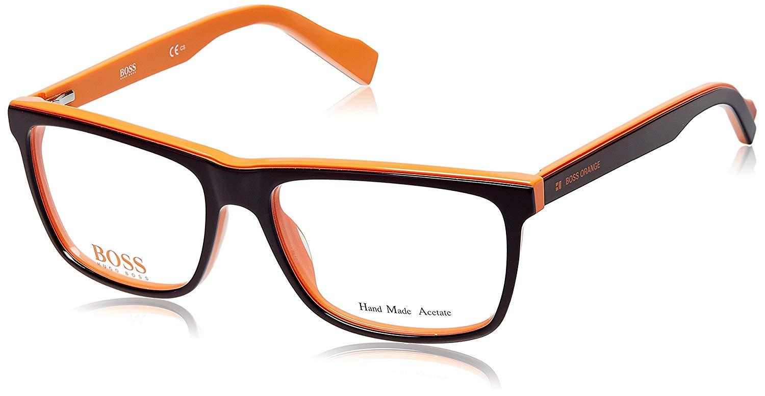 LENTES OFTALMICOS BOSS ORANGE BO 0169 PASTA-FLEX SPJ 56-16