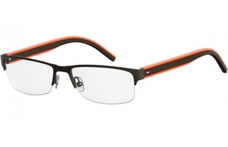 LENTES OFTALMICOS TOMMY HILFIGER TH 1496 METAL/HILO 4IN 56-17  145