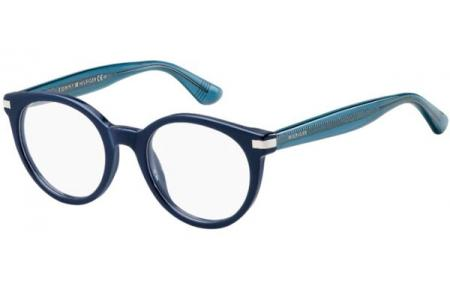 LENTES OFTALMICOS TOMMY HILFIGER TH 1518 PASTA PJP 48-20  140