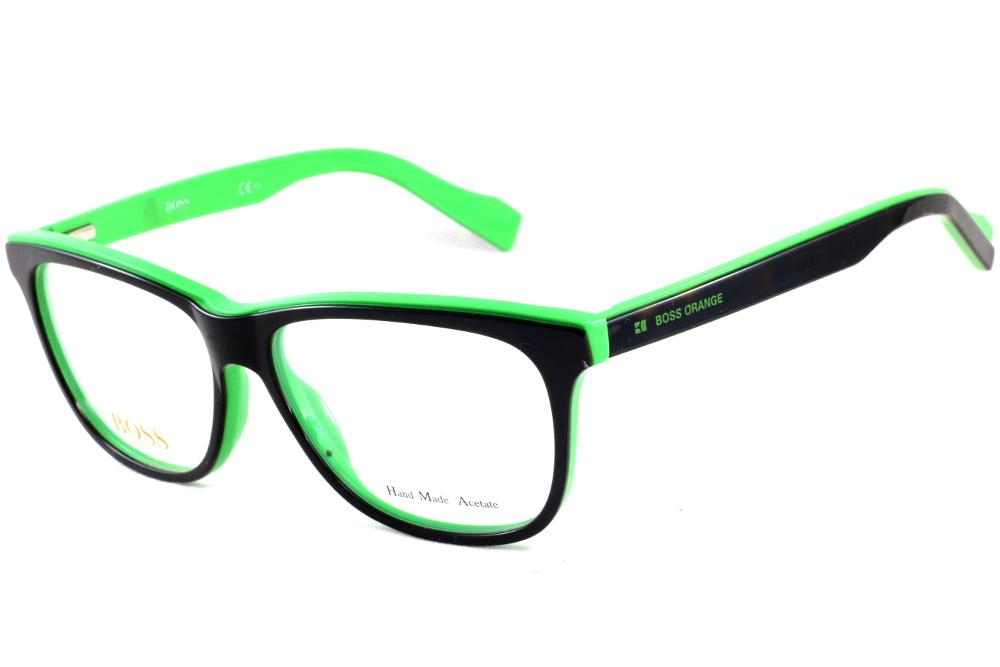 LENTES OFTALMICOS BOSS ORANGE BO 0172 PASTA-FLEX  RIC 53-14