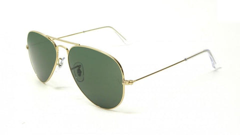 RAY BAN RB 3025 AVIATOR LARGE METAL L0205 58-14 135 3N