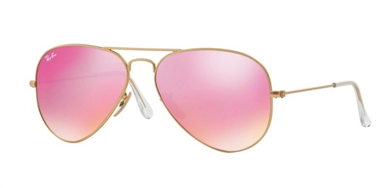RAY BAN RB 3025 AVIATOR LARGE METAL 112/4T 58-14 135