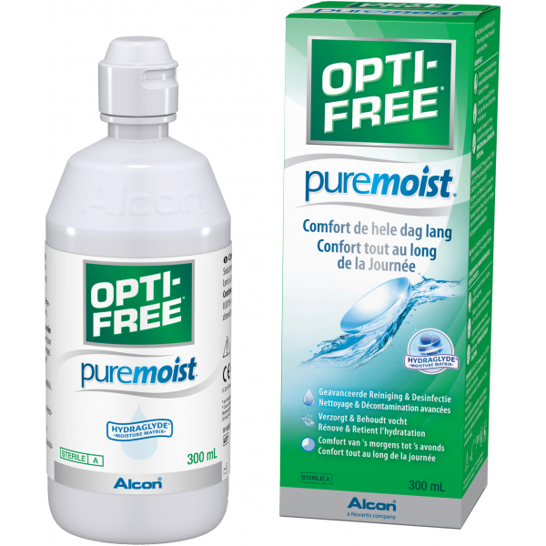 OPTIFREE PURE MOIST 300ML