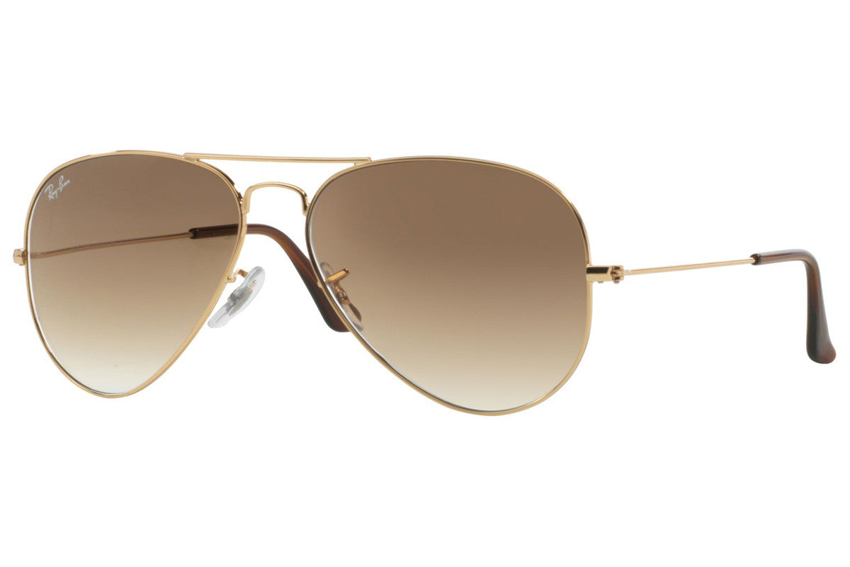 RAY BAN RB 3025 AVIATOR LARGE METAL 001/51 58-14 135