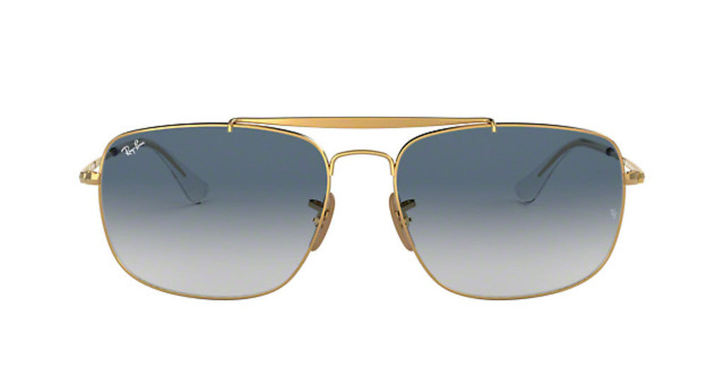 RAY BAN RB 3560 THE COLONEL METAL 001/3F 61-17 145 2N