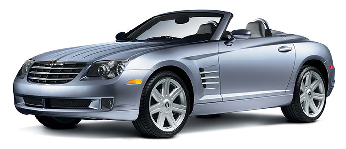 Chrysler Crossfire Convertible 2004-2008