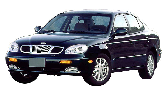 Daewoo Leganza All Models 1997-2002