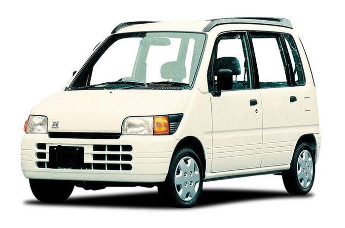 Daihatsu Move Hatch 1997-1999