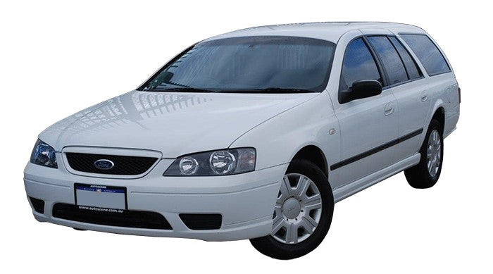 Ford Falcon Wagon BA BF (2002-2008)