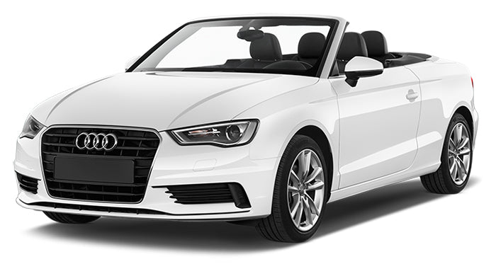 Audi A3 Convertible 2013-Current