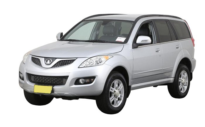 Great Wall X200 SUV 2011-Current