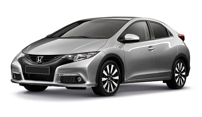 Honda Civic Hatch 2012-2016