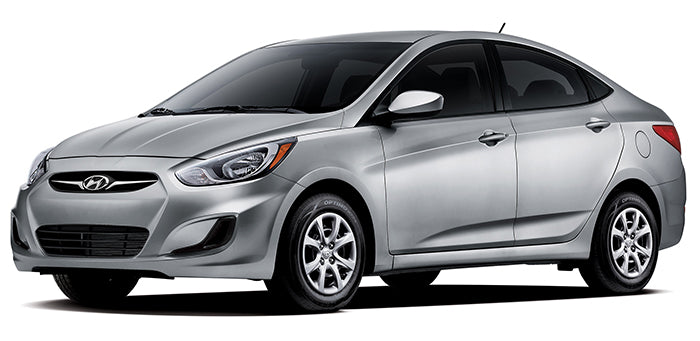 Hyundai Accent Sedan 2011-Current