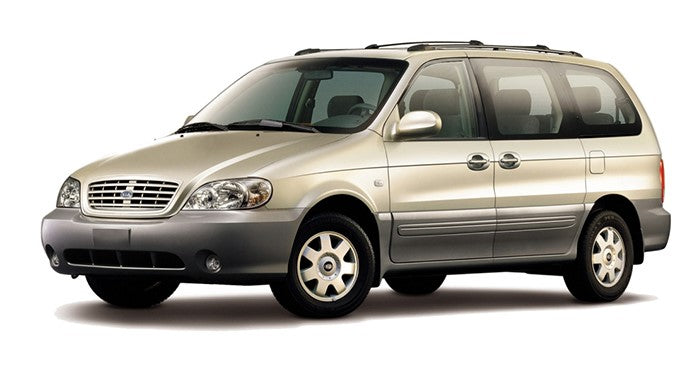 Kia Carnival People Mover 2001-2006