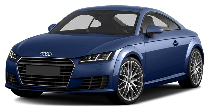 Audi TT Coupe 2014-Current