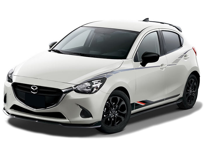 Mazda Mazda 2 Hatch 2014-Current